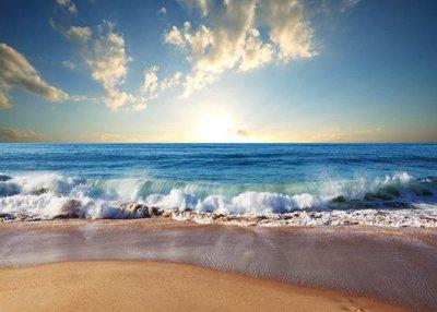 WANDDECORATIE BEACH