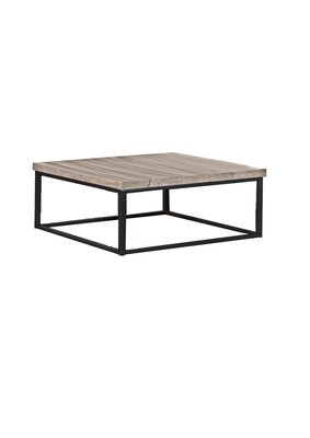 SALONTAFEL Industrial Black