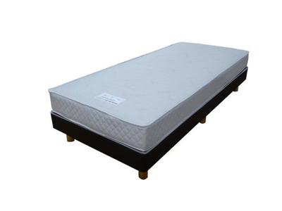 Boxspring-onderbak basic 70x220cm zwart